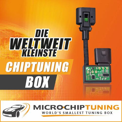 Chiptuning Mercedes E-Klasse (W210) E 220 CDI 125 PS